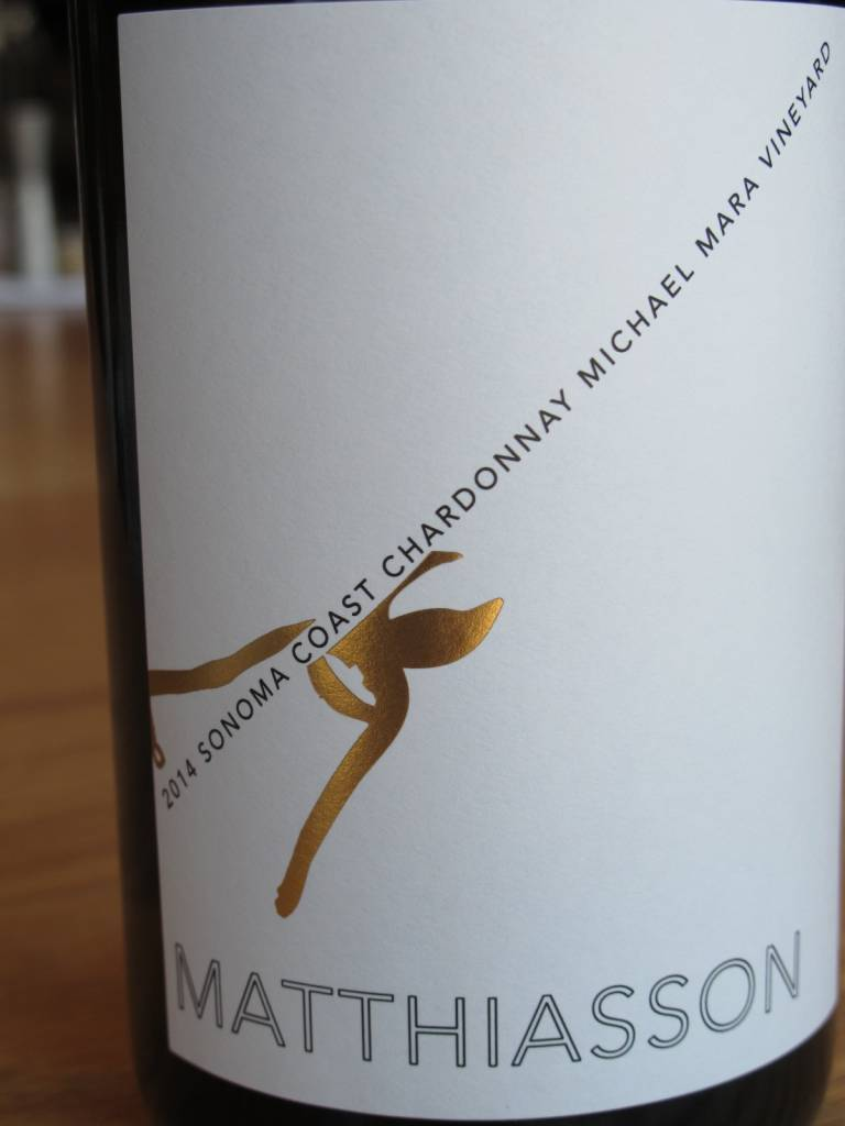 Matthiasson 2013 Matthiasson Chardonnay Michael Mara Vineyard 750mL