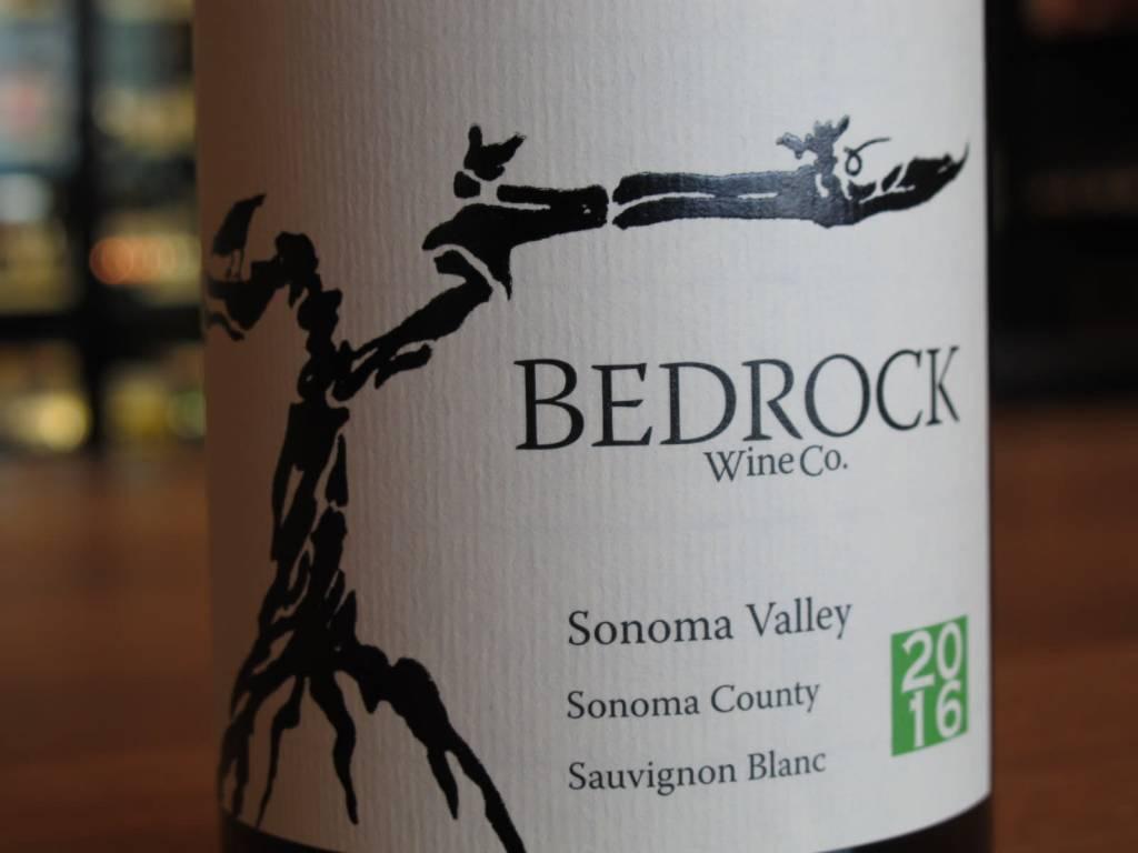Bedrock 2016 Bedrock Sauvignon Blanc Sonoma Valley 750ml