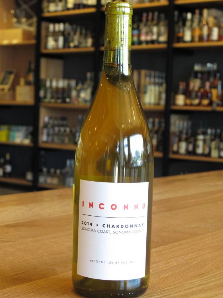 Inconnu 2014 Inconnu Chardonnay 750ml