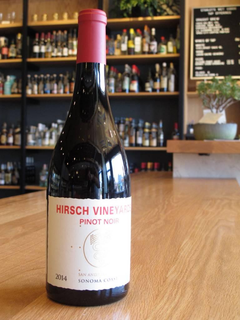 Hirsch 2014 Hirsch Vineyards Pinot Noir San Andreas Fault 750ml
