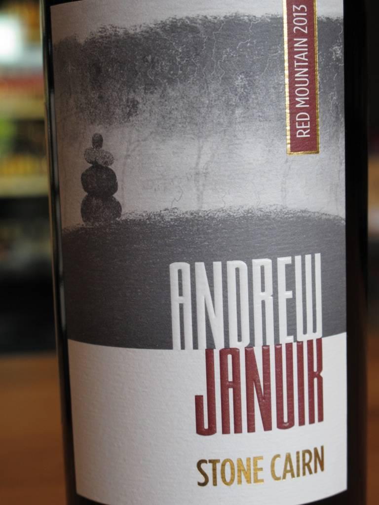 Andrew Januik 2013 Andrew Januik Stone Cairn Red Mountain Cabernet Sauvignon 750ml