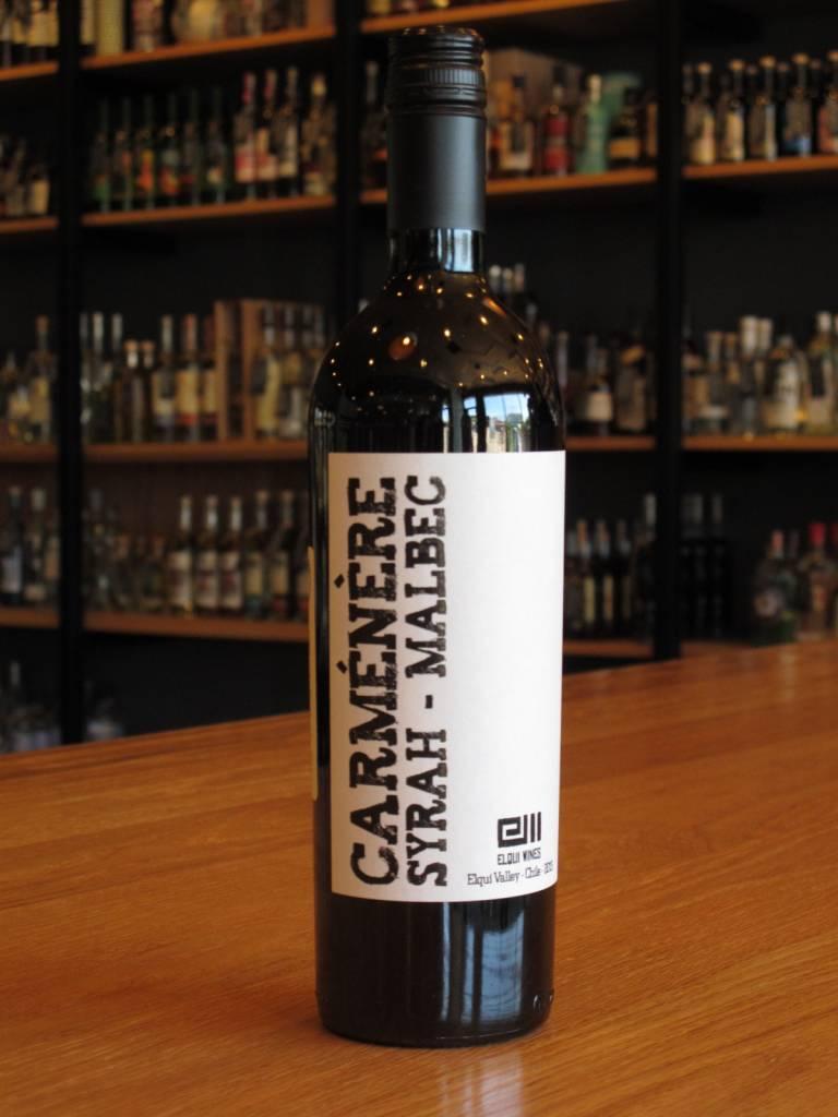 Elqui 2013 Elqui Wines Carménère Syrah Malbec 750ml
