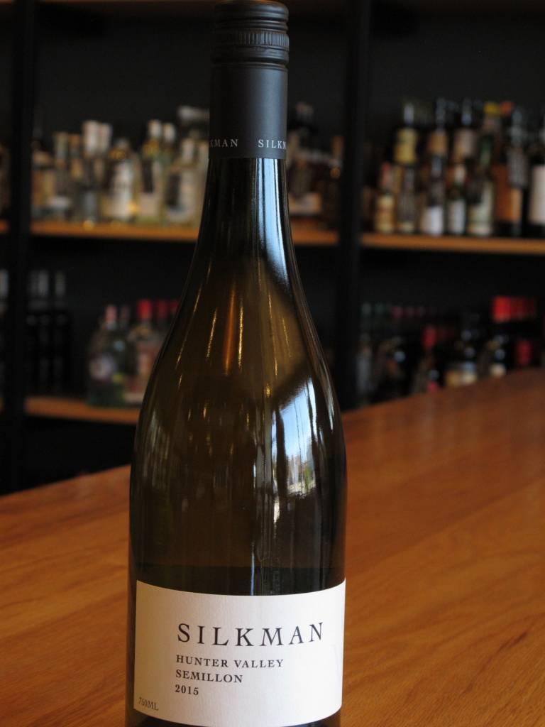 Silkman Wines 2015 Silkman Wines Semillon 750ml