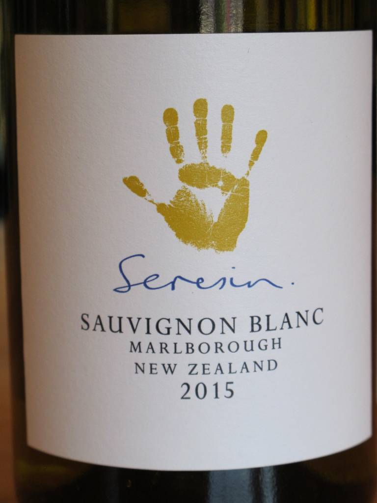 Seresin 2015 Seresin Sauvignon Blanc 750ml