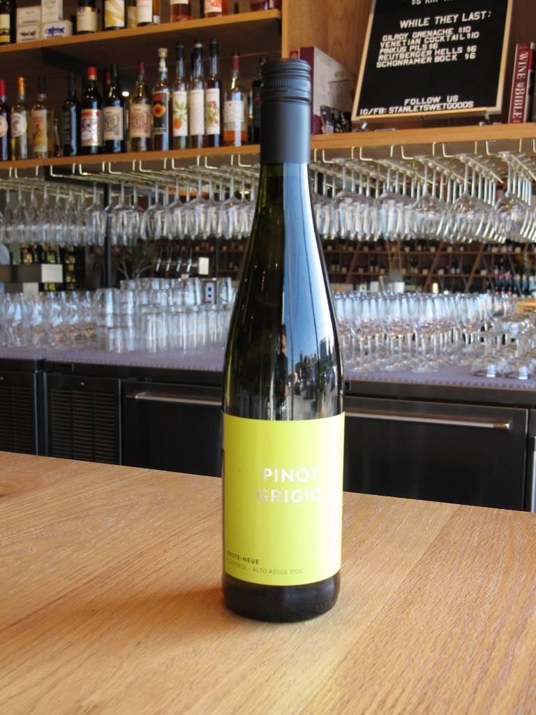 Erste Neue 2016 Erste + Neue Pinot Grigio 750ml