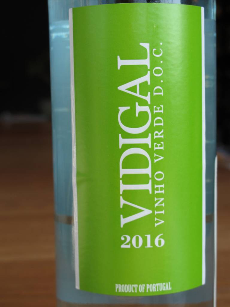 Caves Vidigal 2016 Caves Vidigal Vinho Verde 750ml