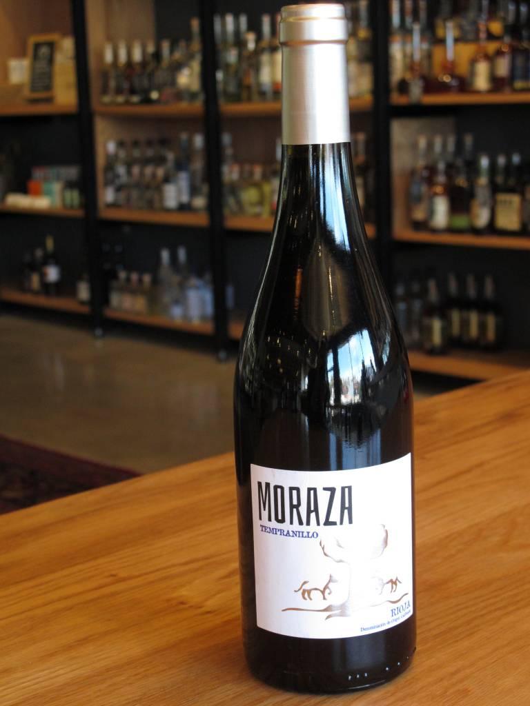 Bodegas Moraza 2014 Bodegas Moraza Rioja Tempranillo 750ml
