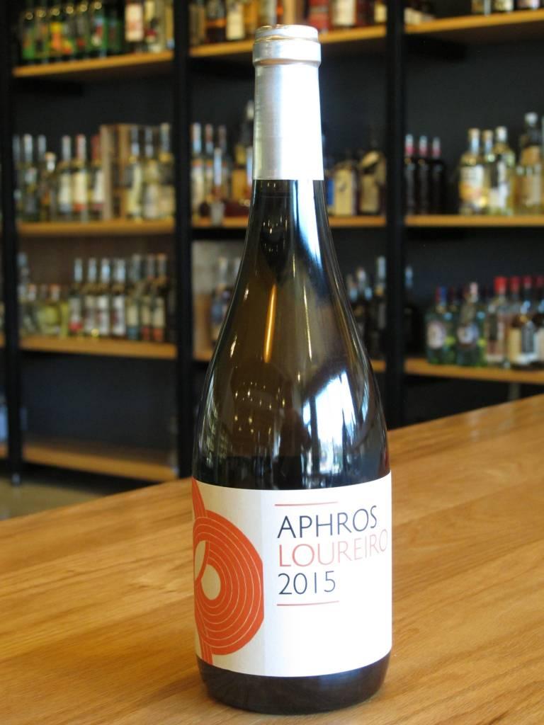 Aphros 2015 Aphros Loureiro 750mL