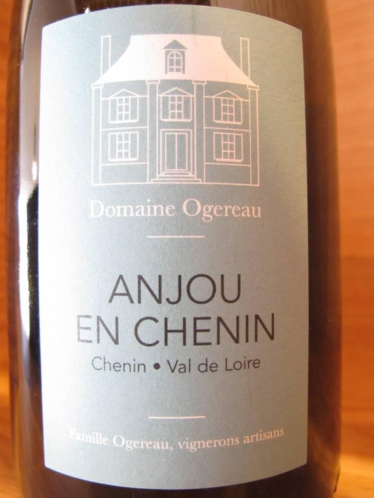 Domaine Ogereau 2015 Domaine Ogereau Anjou en Chenin Blanc 750ml