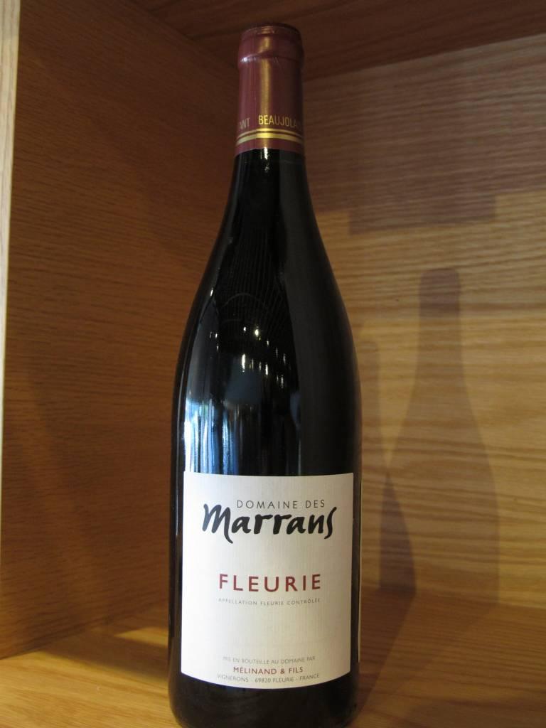 Domaine des Marrans 2012 Domaine des Marrans Fleurie 750ml
