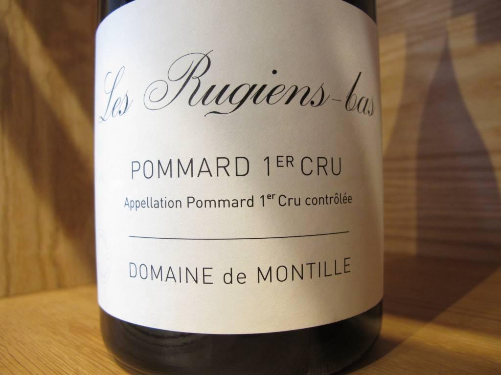 Domaine de Montille 2011 Domaine De Montille Pommard Les Rugiens-bas 1.5L