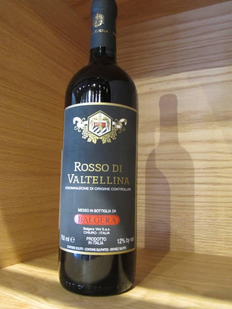Balgera 1999 Balgera Rosso Di Valtellina 750ml