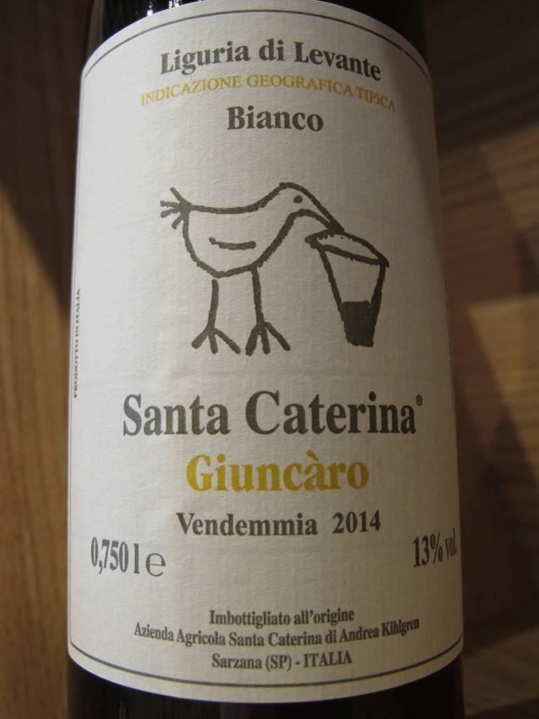 Santa Caterina 2014 Santa Caterina Liguria di Levante Giuncàro 750ml