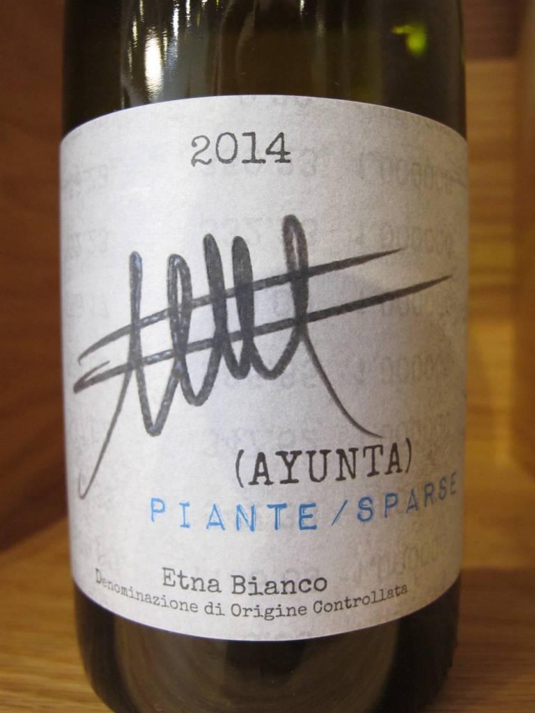 Ayunta 2014 Ayunta Etna Bianco Piante Sparse 750mL