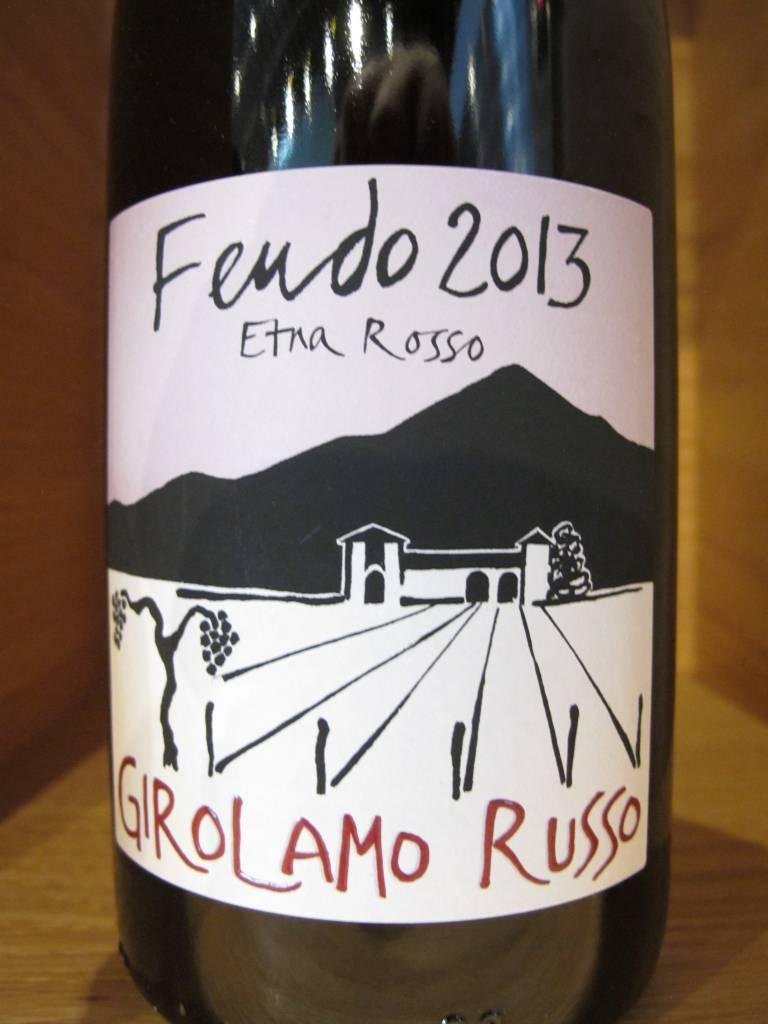 Girolamo 2013 Giralamo Russo Etna Rosso Feudo 750ml