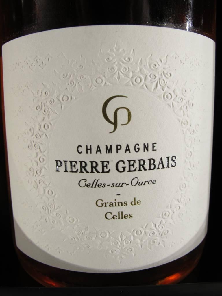 Pierre Gerbais NV Pierre Gerbais Extra Brut Grains de Celles Rosé 750mL