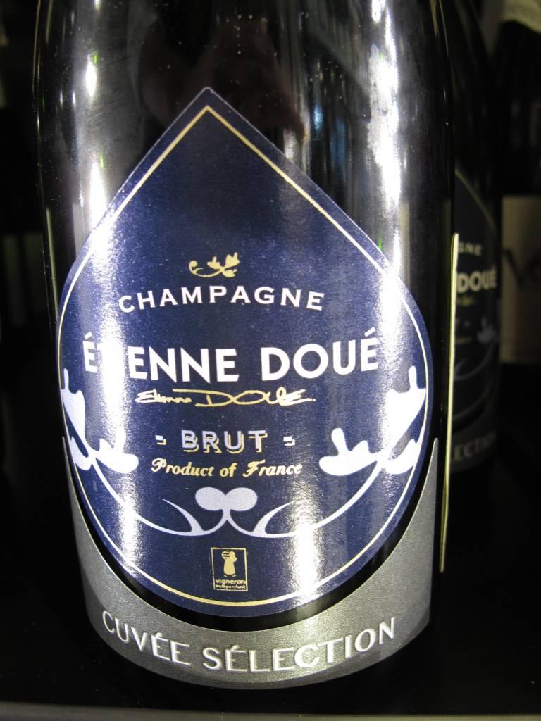 Étienne Doué NV Étienne Doué Cuvée Sélection Brut 750ml