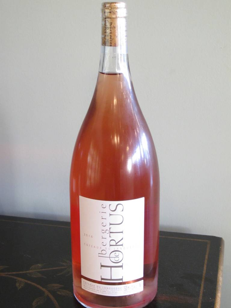 Bergerie de l'Hortus 2016 Bergerie de l'Hortus Rosé 1.5L