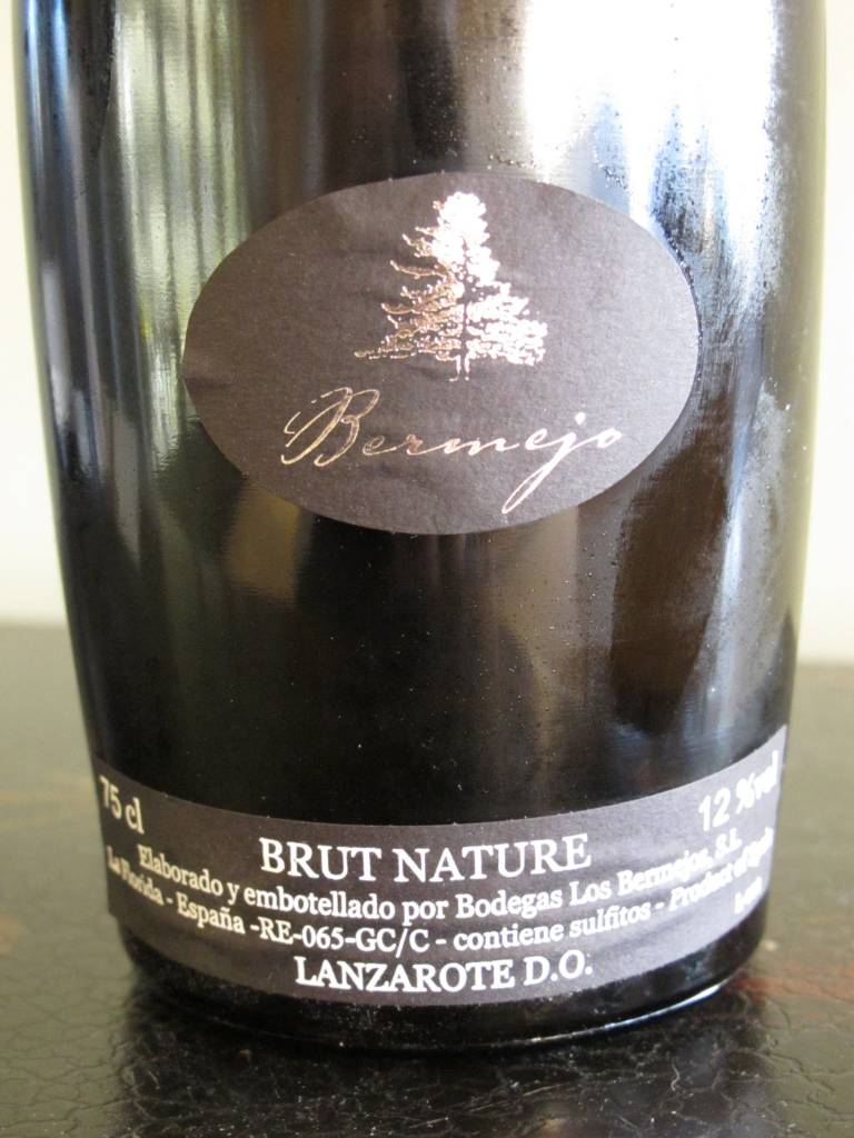 Bermejo NV Bermejo Malvasia Brut Nature 750ml