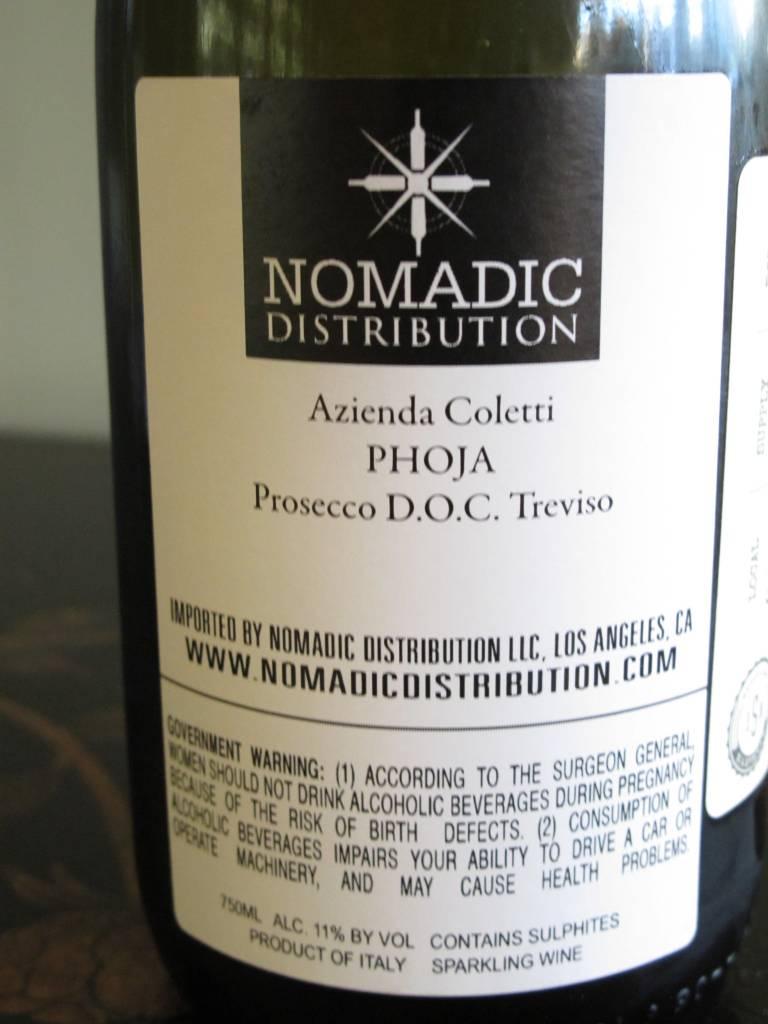 Azienda Coletti NV Azienda Coletti Phoja Prosecco DOC Treviso 750ml
