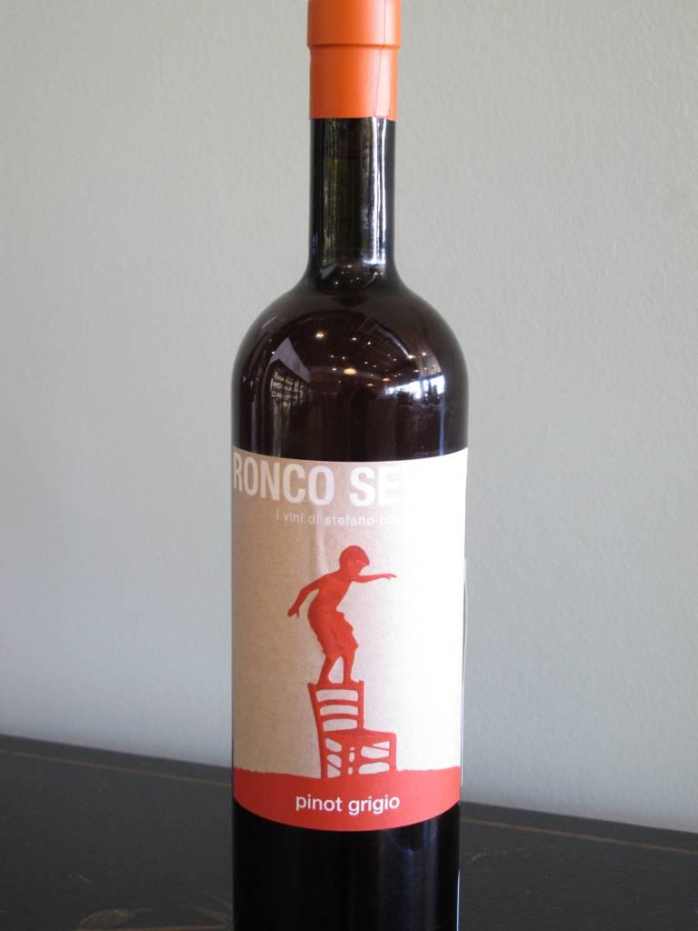 Ronco Severo 2014 Ronco Severo Pinot Grigio 750ml