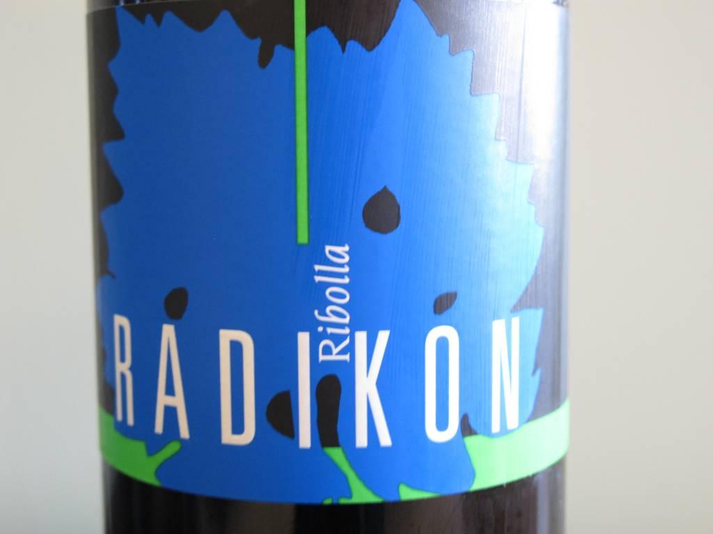 Radikon 2008 Radikon Ribolla Gialla 500ml