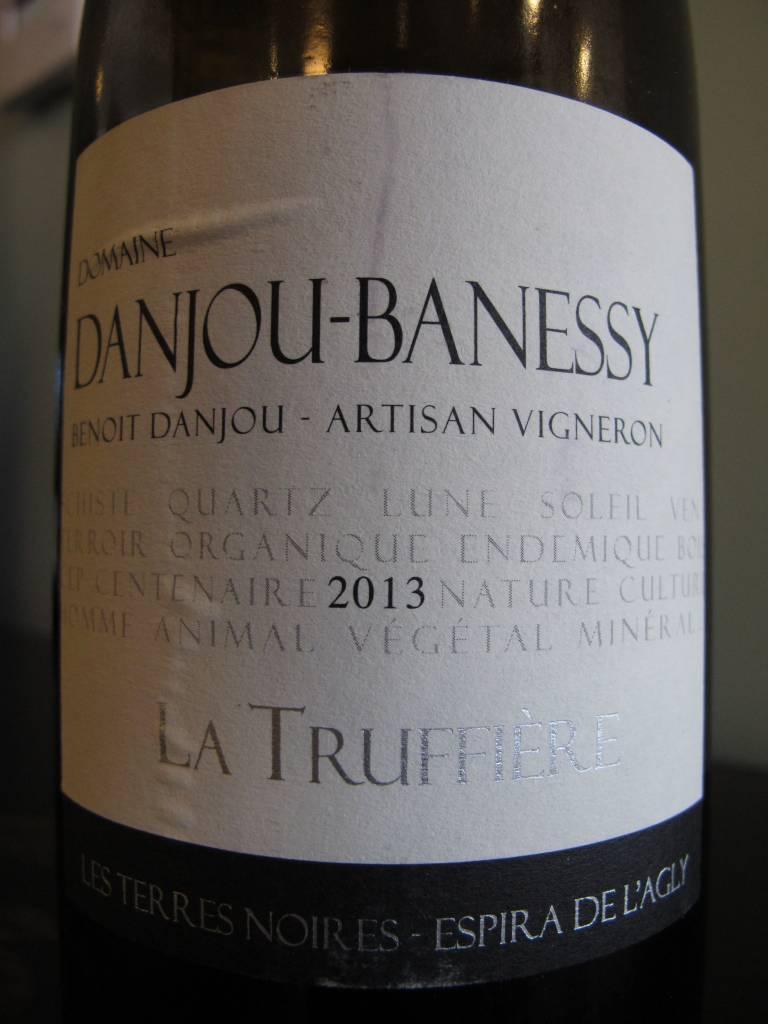 Danjou-Banessy 2013 Danjou-Banessy Côtes du Roussillon La Truffière Blanc 750ml