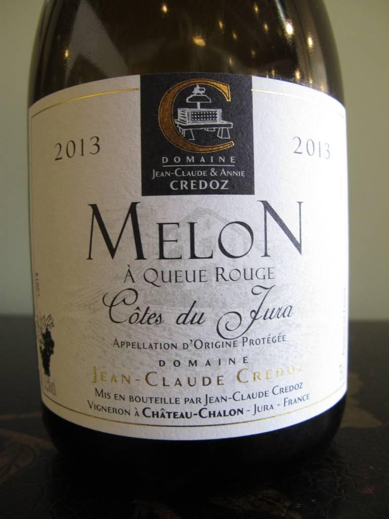 Jean-Claude Credoz 2013 Domaine Jean-Claude Credoz Melon 'À Queue Rouge 750mL