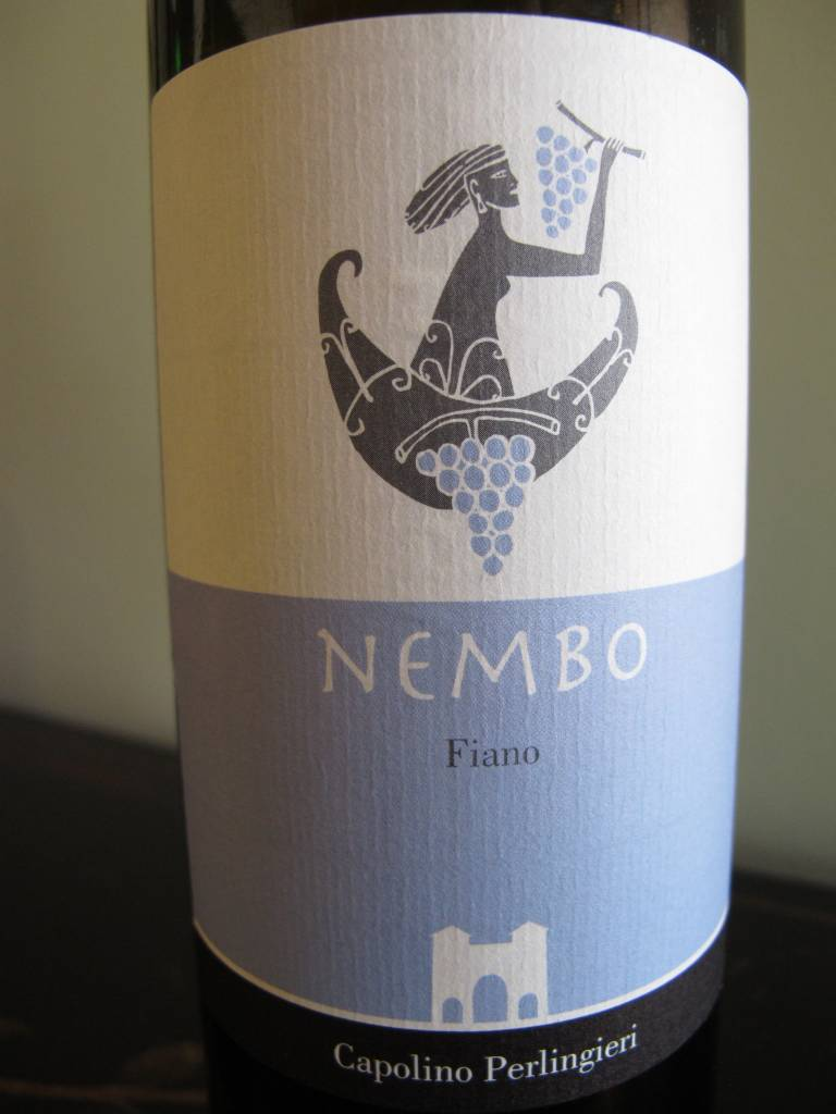 Perlingieri 2013 Perlingieri Sannio Fiano ''Nembo'' 750ml