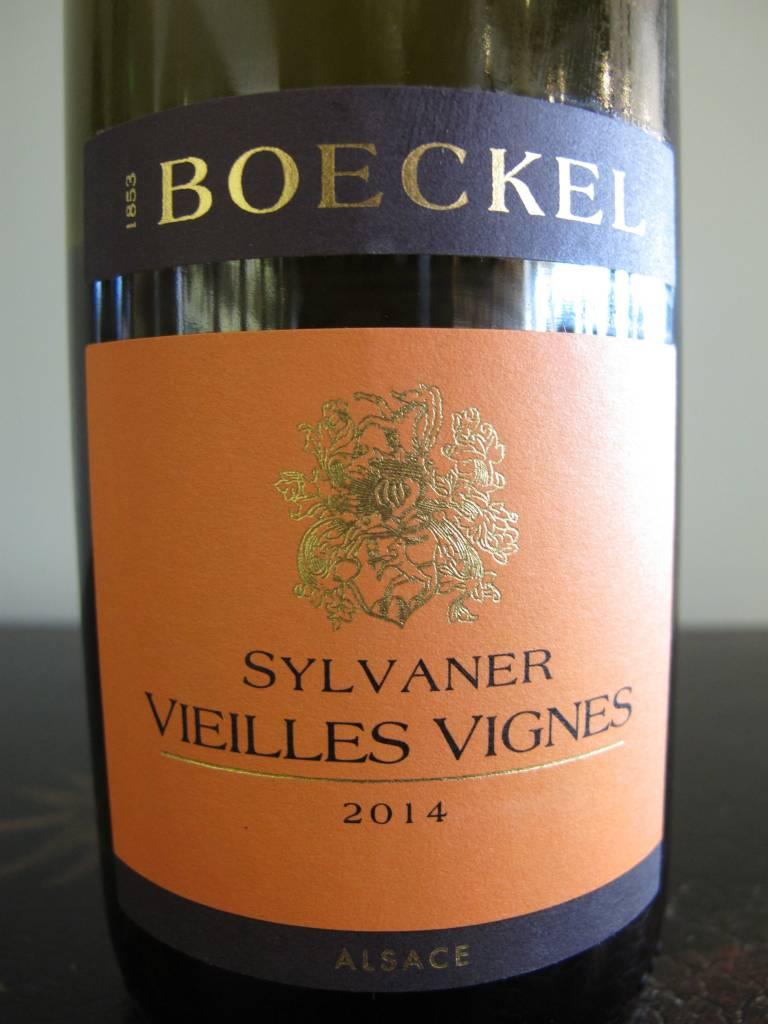 Boeckel 2014 Boeckel Sylvaner Vieilles Vignes 750ml