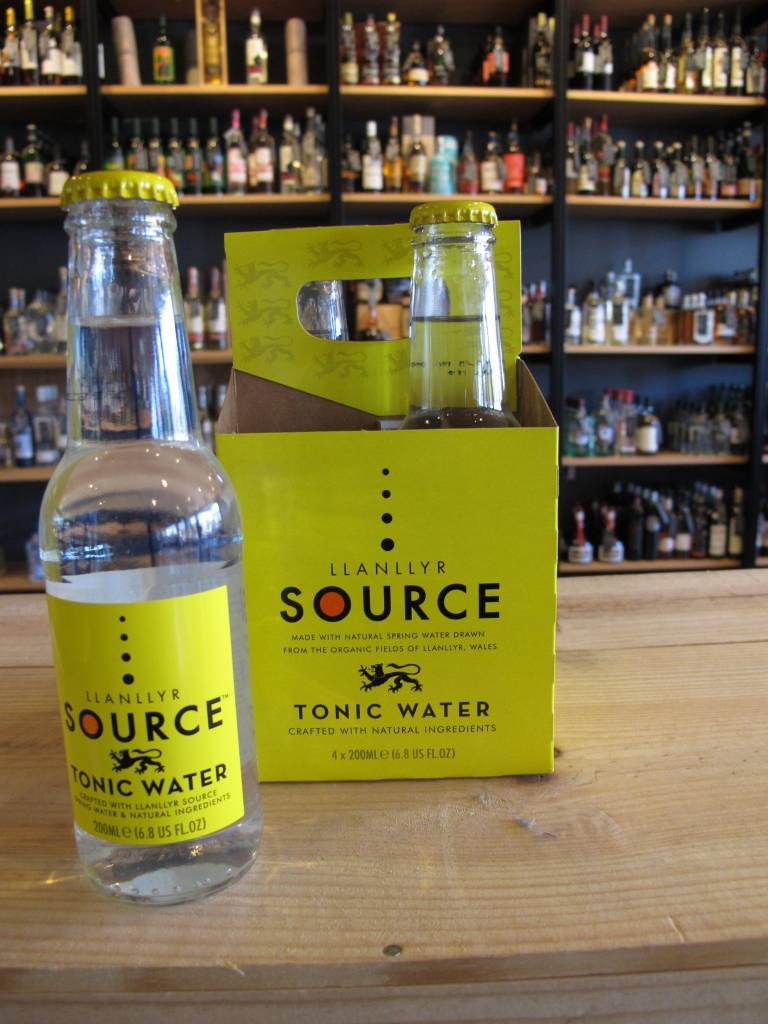 Llanllyr Llanllyr Source Tonic 4 Pack 200mL