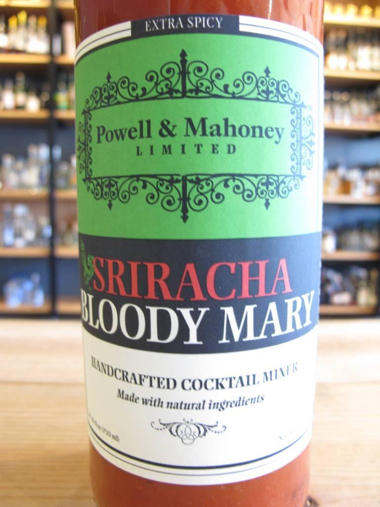 Powell & Mahoney Powell & Mahoney Sriracha Bloody Mary Mix 750ML