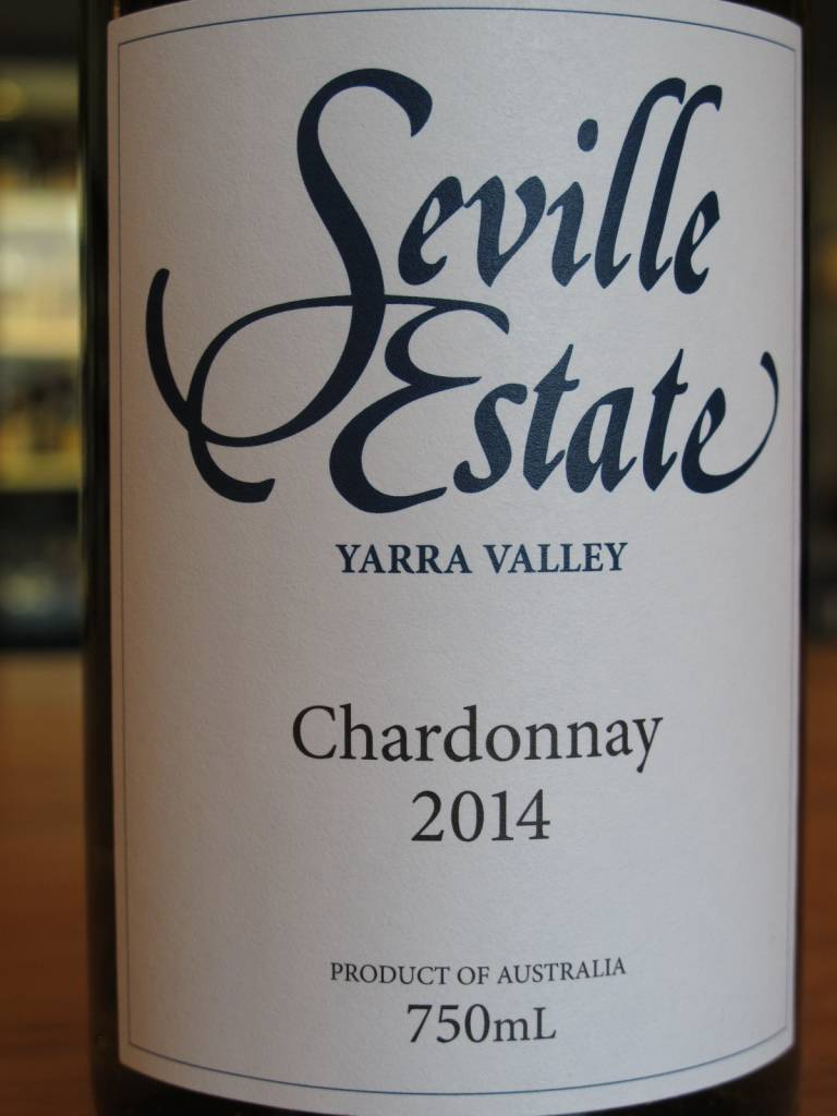 Seville Estate 2014 Seville Estate Chardonnay 750ml