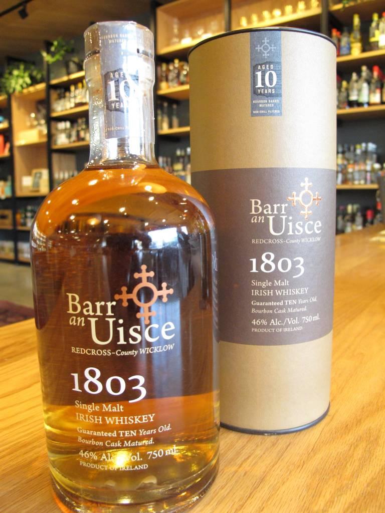 Barr an Uisce Barr an Uisce 1803 Irish Whiskey 750ml