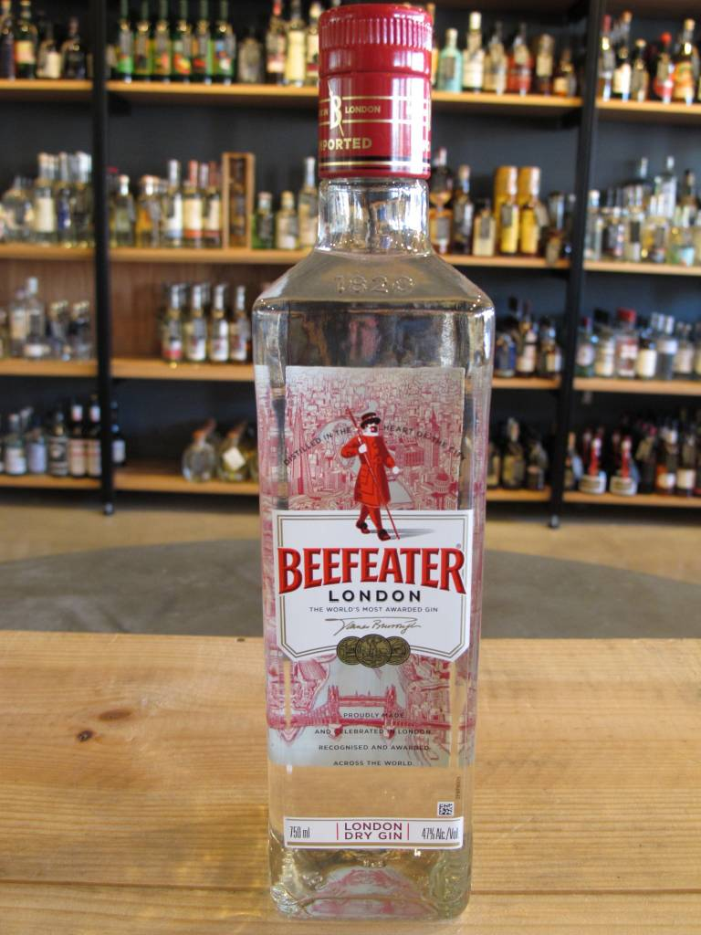 Beefeater Beefeater London Dry Gin 750mL