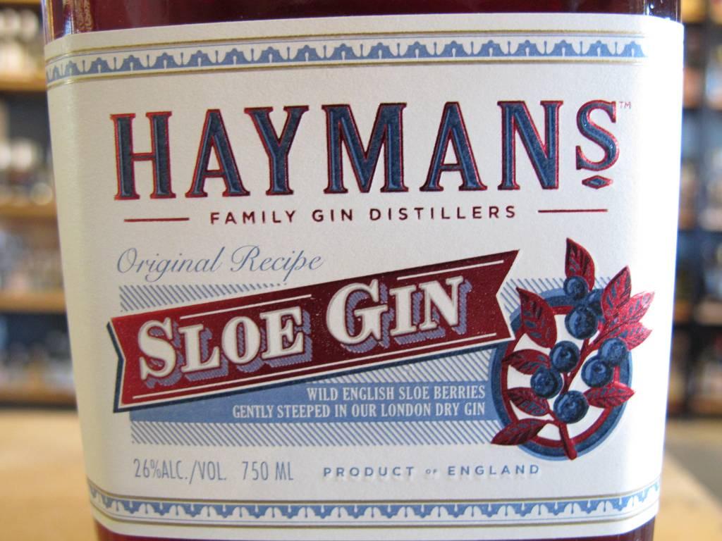 Haymans Haymans Sloe Gin 750mL