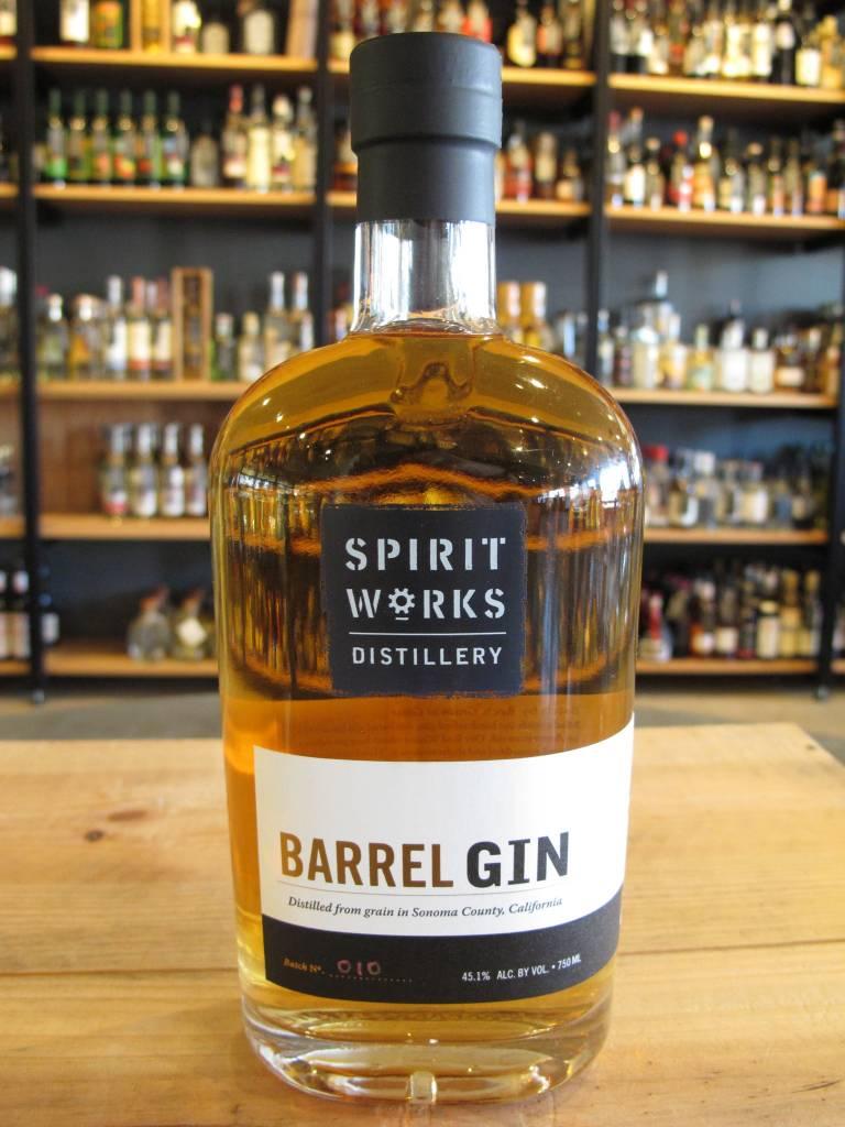 Spirit Works Spirit Works Barrel Aged Gin 750mL