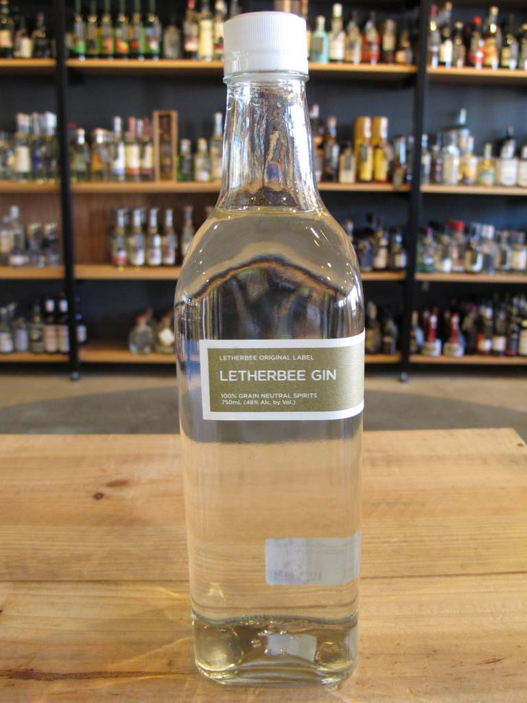 Letherbee Letherbee Original Gin 750ml