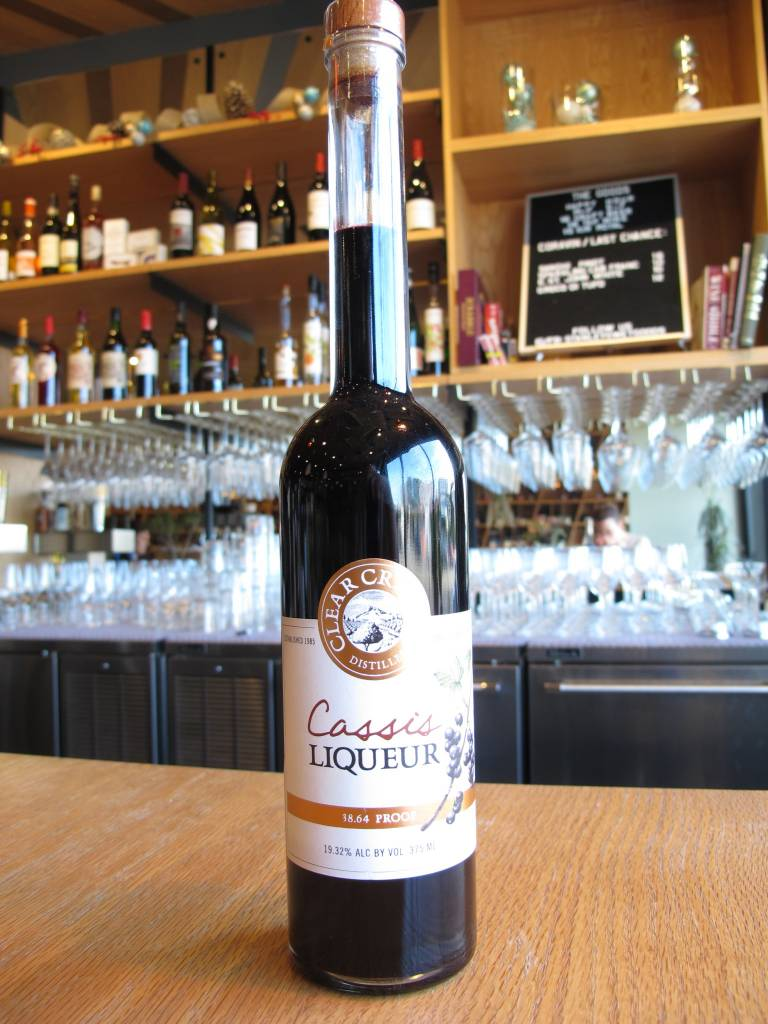 Clear Creek Clear Creek Cassis Liqueur 375mL