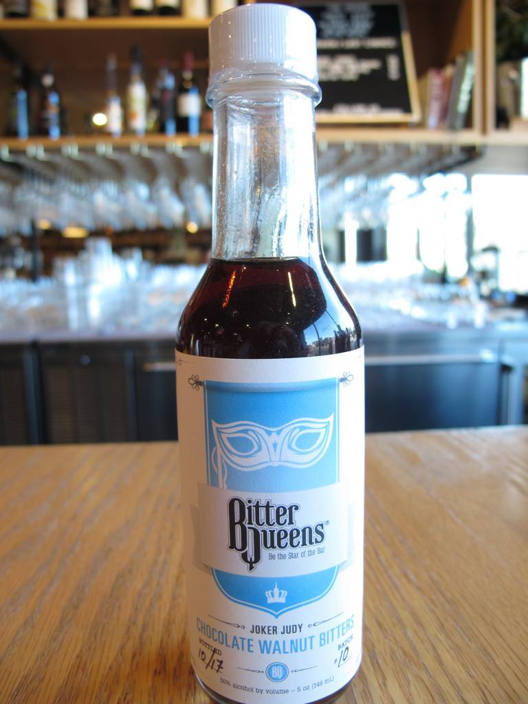 Bitter Queen's Bitter Queens Joker Judy Chocolate Walnut Bitters 5oz