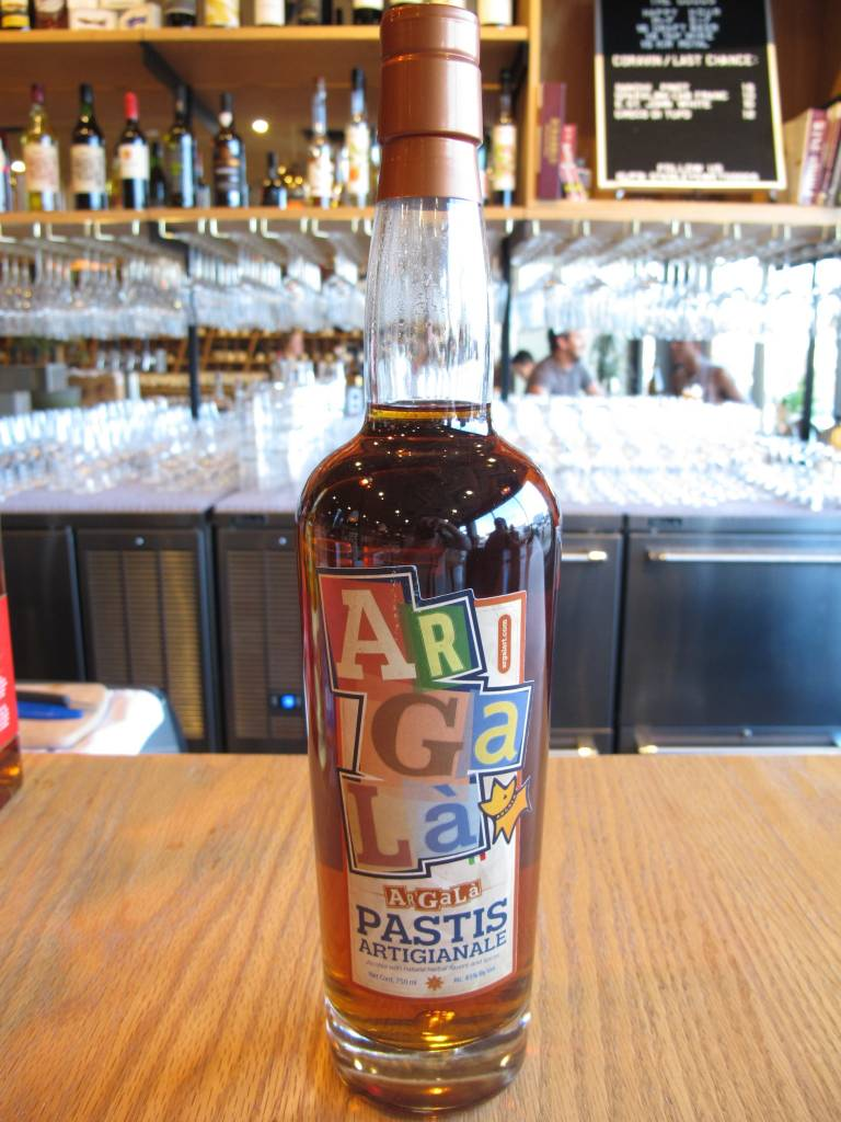 Argalà Liquori Argalà Liquori Pastis Artigianale 750mL