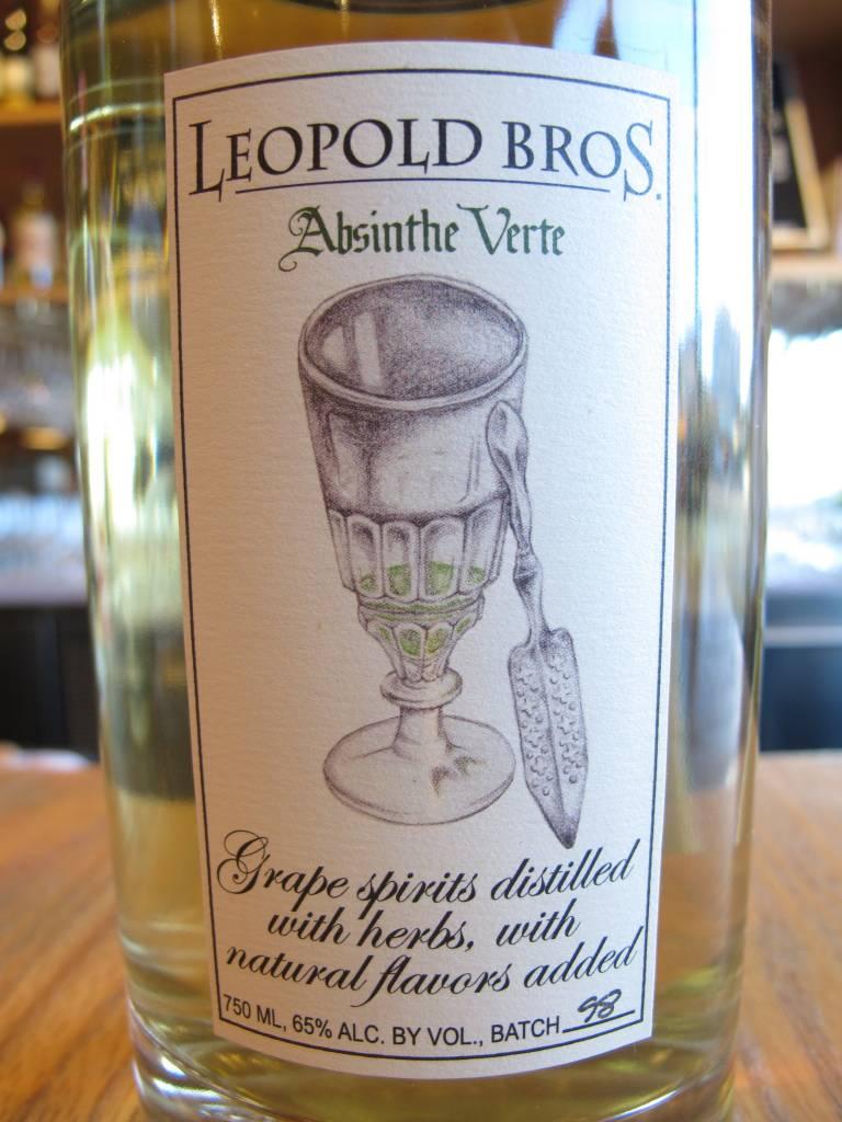 Leopold Bros. Leopold Bros. Absinthe Verte 750mL