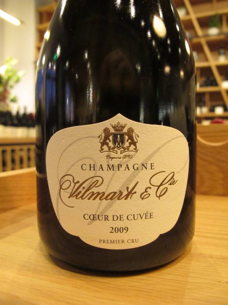 Champagne Vilmart & Cie 2009 Vilmart & Cie Coeur de Cuvée 750ml
