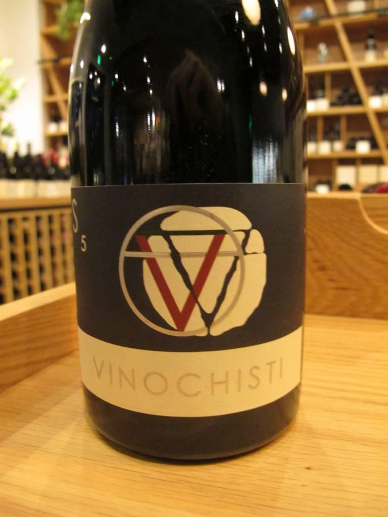 Vinochiati 2010/2011 Vinochisti S5 Sagrantino di Montefalco 750ml
