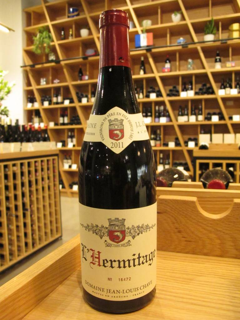 J.L. Chave 2011 J.L. Chave Hermitage Rouge 750mL