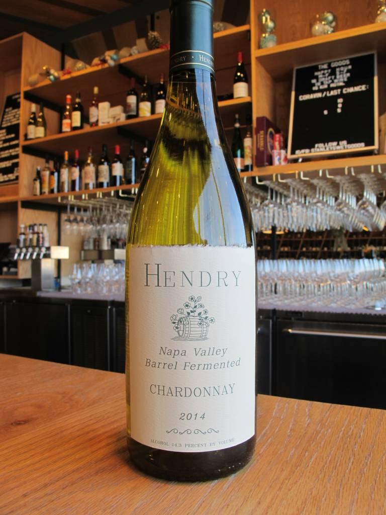 Hendry 2014 Hendry Chardonnay Barrel Fermented 750mL