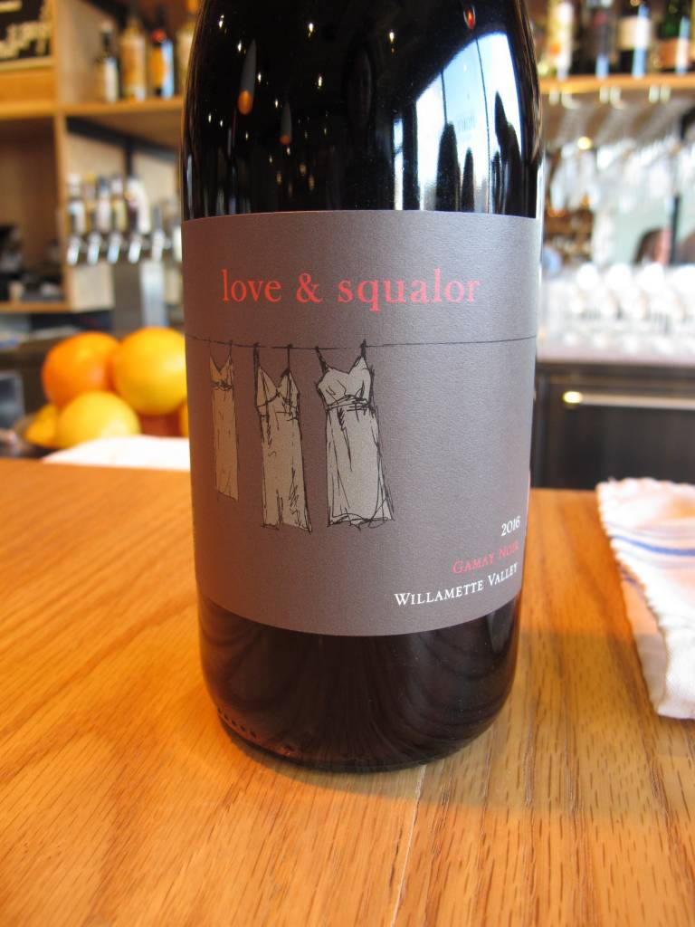Love and Squalor 2014 Love and Squalor Gamay Noir 750ml
