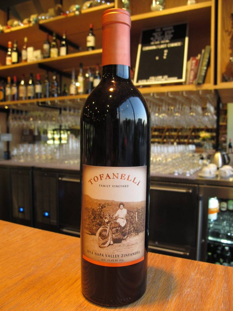 Tofanelli Family Vineyard 2014 Tofanelli Family VIneyard Zinfandel 750mL