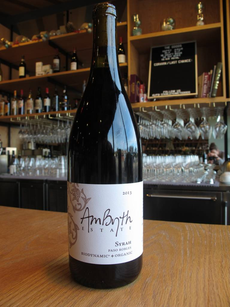 AmByth Estate 2013 AmByth Estate Syrah 750mL