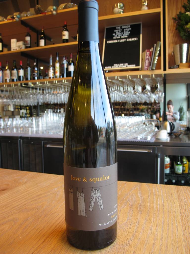 "Love and Squalor 2013 Love and Squalor ""Antsy Pants"" Riesling 750ml"